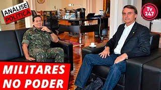 Análise Política com Rui Costa Pimenta - Militares no Poder