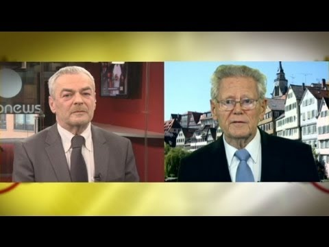 Hans Küng talks about the new pope
