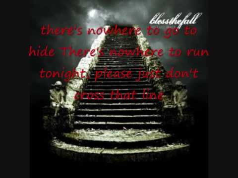 Blessthefall - Theres A Fine Line Between Love And Hate