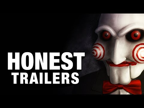 Honest Trailers - Saw thumbnail