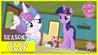 Twilight Gets Angry With Flurry (A Flurry of Emotions) | MLP: FiM [HD]