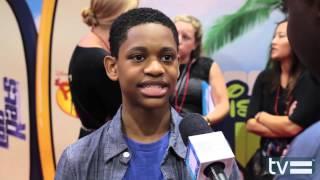 Tyrel Jackson Williams Interview - Lab Rats Season 3