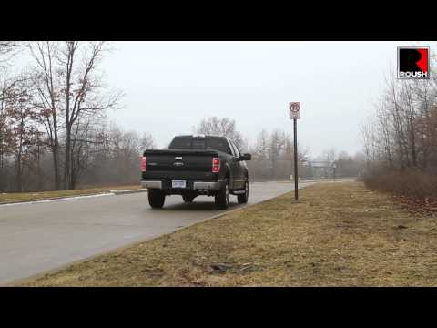 ROUSH Performance 2011+ 5.0L F-150 Exhaust