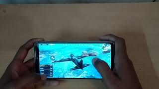 Pubg Mobile Gameplay in Asus Zenfone Max Pro M2 Stock Android 