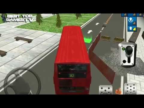 3D London City Car Parking Simulator - GamePlay Trailer