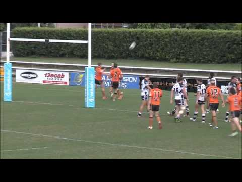 Match highlights from round three of the 2012 FOGS A Grade between Easts Tigers and Souths Logan Magpies courtesy of Red Corner Promotions (http://www.redcor...