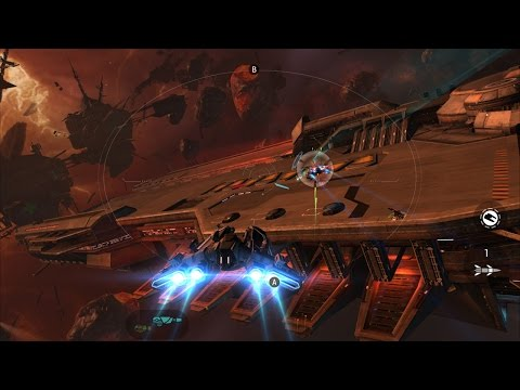 Galaxy on Fire 3 (gamescom 2016 Trailer)