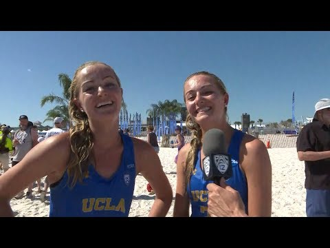 Megan McNamara on UCLA's NCAA crown: 'It shows how strong this group is'