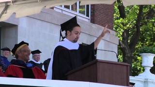 Lin-Manuel Miranda's 2015 Commencement Address