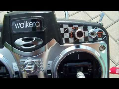 WWW.RTF-HELI.COM - 2.4GHZ WALKERA V370D05 TEST FLIGHT REVIEW