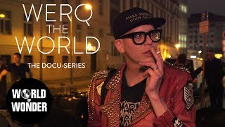 "WATCH TOMORROW: WERQ THE WORLD Exclusive Clip ""Sharon Needles"""