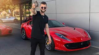 I'VE CHANGED MY FERRARI 812 SUPERFAST SPEC!