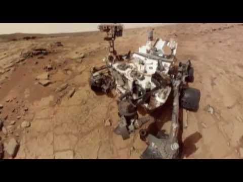 Nasa's Curiosity rover helps find proof of water on Mars