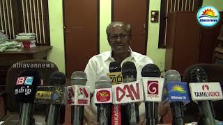 தமிழ் தேசிய கூட்டமைப்புக்கு எதிரானவர்களுக்கு பதில் சொல்ல வேண்டிய அவசியமில்லை: மாவை