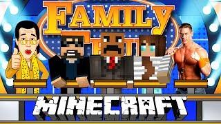 Minecraft: FAMILY FEUD #5 | MEMES EDITION!!