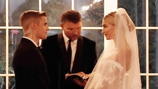 Download lagu Inside Justin and Hailey Bieber's Wedding! Watch Never-Before-Seen Moments