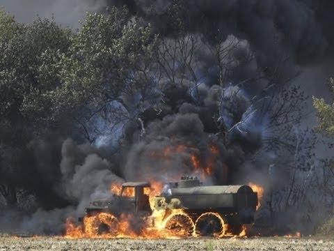 Russia: Ukraine's NATO Ambitions Threaten Talks