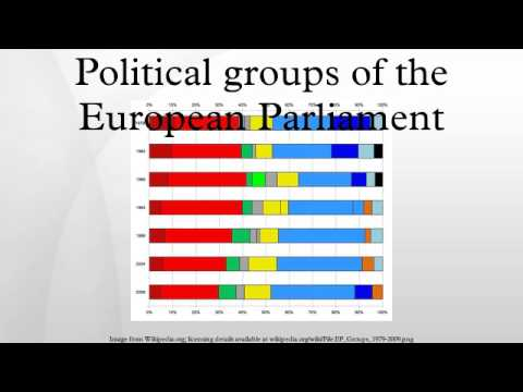 Political groups of the European Parliament