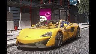 McLaren 570GT - GTA 5