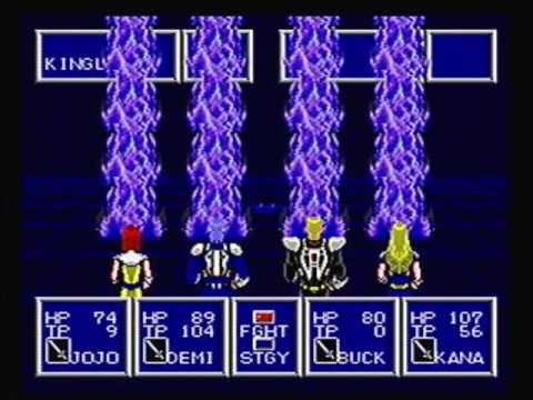 Let's Play Phantasy Star II (Blind) Part 75: A First Look at the Last Dungeon