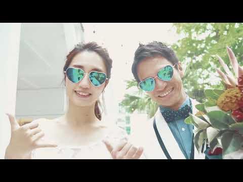 TB REAL WEDDING MOVIE 180623