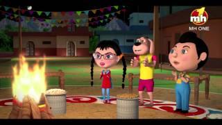 Funny Cartoon Animation on lohri Festival |  India | Web Zombie