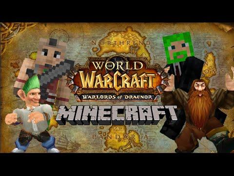 World Tour: Azeroth in Minecraft - Part 4 - Northrend, Dalaran and Darnassus