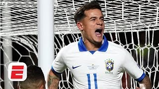 Philippe Coutinho and Brazil provide more questions than answers in win vs. Bolivia | Copa America