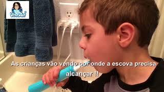 Escova Dental Infantil da Philips Sonicare Bluetooth