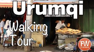 Urumqi Walking Tour | Uyghur Culture in Xinjiang's Capital