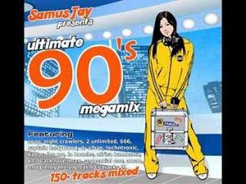 The Ultimate 90s Dance Megamix (part1 Of 4 )