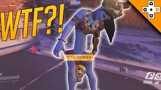 Overwatch Funny & Epic Moments 129 - WTF SYMMETRA?! - Highlights Montage