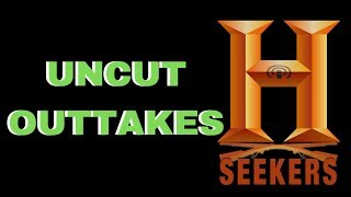 Metal Detecting UNCUT:  History Seekers (unseen outtakes)