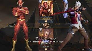 [ROV] - The Flash Vs Murad Wie denk je dat wint?