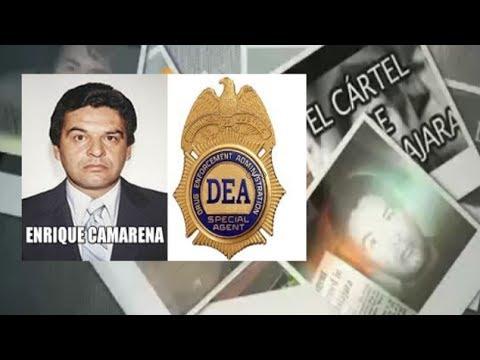 La historia secreta detrás del asesinato de Enrique Camarena