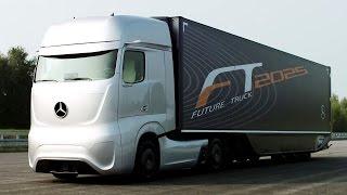 Mercedes-Benz Future Truck 2025 | World Premiere