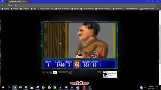 Wolfenstein 3d Browser Based