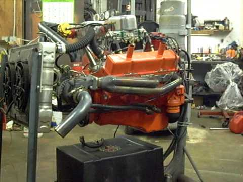 Bad! twin turbo, intercooled 383 - YouTube