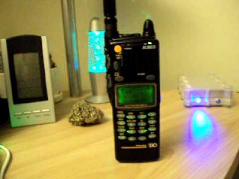 www.RadioScannerAntenna.com //   SOLD!!!    analog radio scanner ham radio test