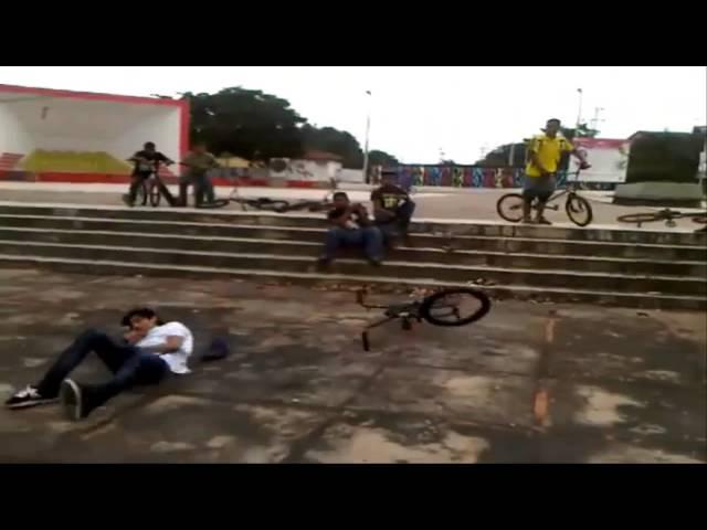Otra Perspectiva - BMX Carúpano 2012
