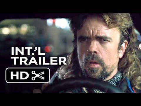 Pixels International Trailer #1 (2015) - Peter Dinklage, Adam Sandler Movie HD