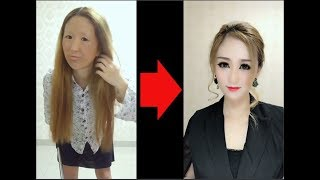 Vịt hóa thiên nga | Đỉnh cao của makeup  | Makeup challenge | Makeup Art #22