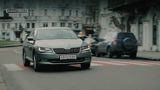 new Skoda Superb (2016)_автотема