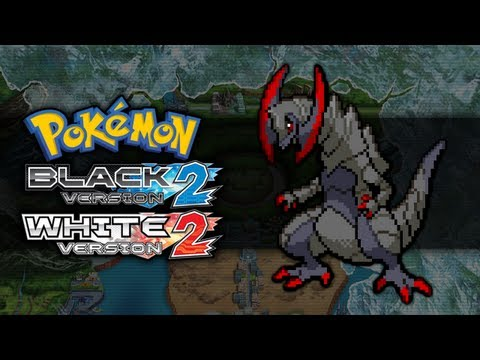 Pokemon Black 2 and White 2 | How To Get Shiny Haxorus