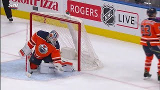 Oilers down 4-0 after Josi finishes off nice Predators passing