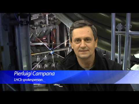CERN NEWS : LHCb announces new results in matter-antimatter asymmetry