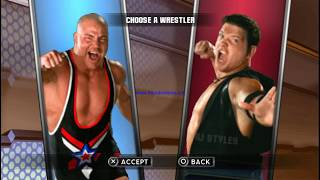 TNA Impact Cross The Line | PPSSPP GAMEPLAY | TRICK GAMING