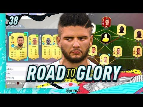 FIFA 20 ROAD TO GLORY #38 - I HAD TO DO IT!!