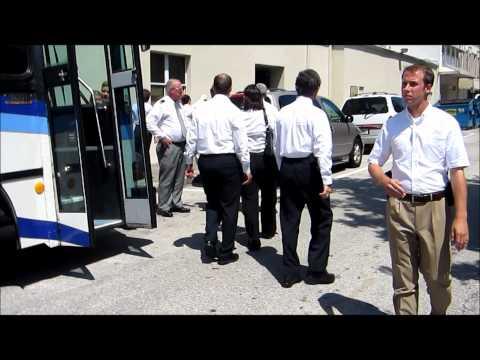 August 24, 2012 Scientology Sea Org Alley Flash Raid