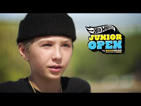 Lazer Crawford Profile - Hot Wheels Junior Open at Woodward West